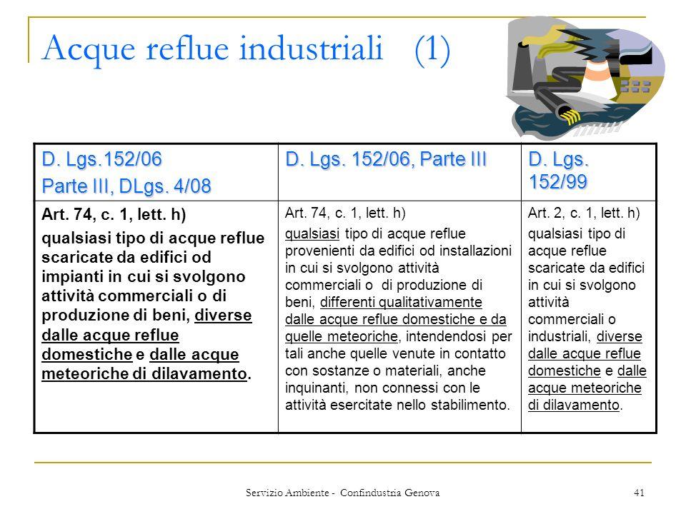 Acque reflue industriali (1)