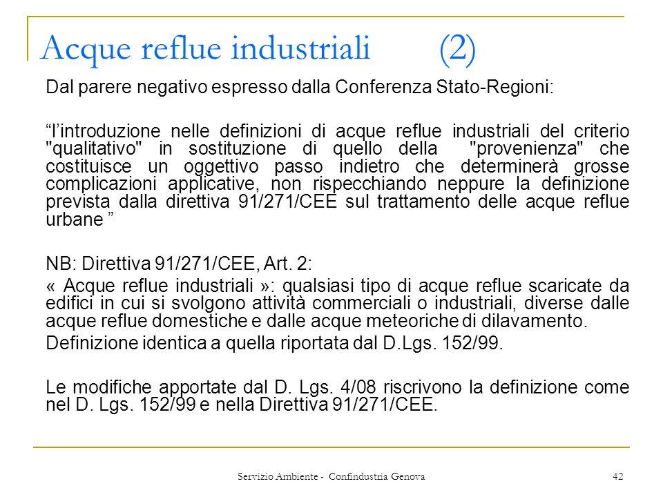 Acque reflue industriali (2)
