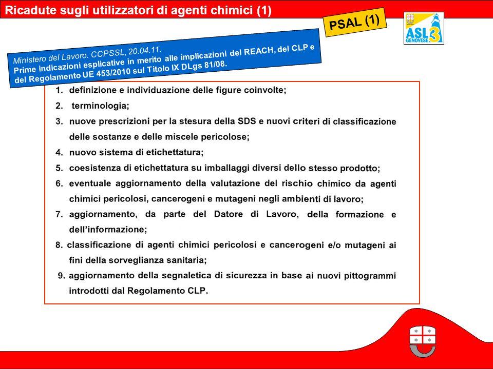 Ricadute sugli utilizzatori di agenti chimici (1) PSAL (1)