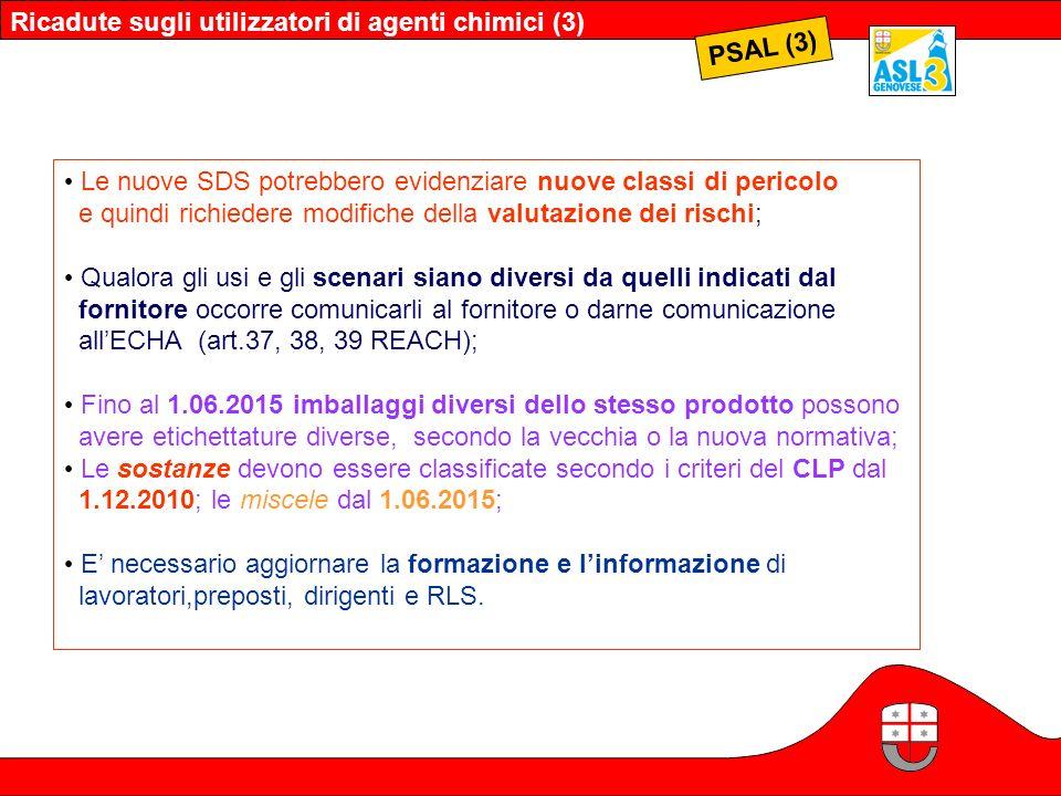 Ricadute sugli utilizzatori di agenti chimici (3)