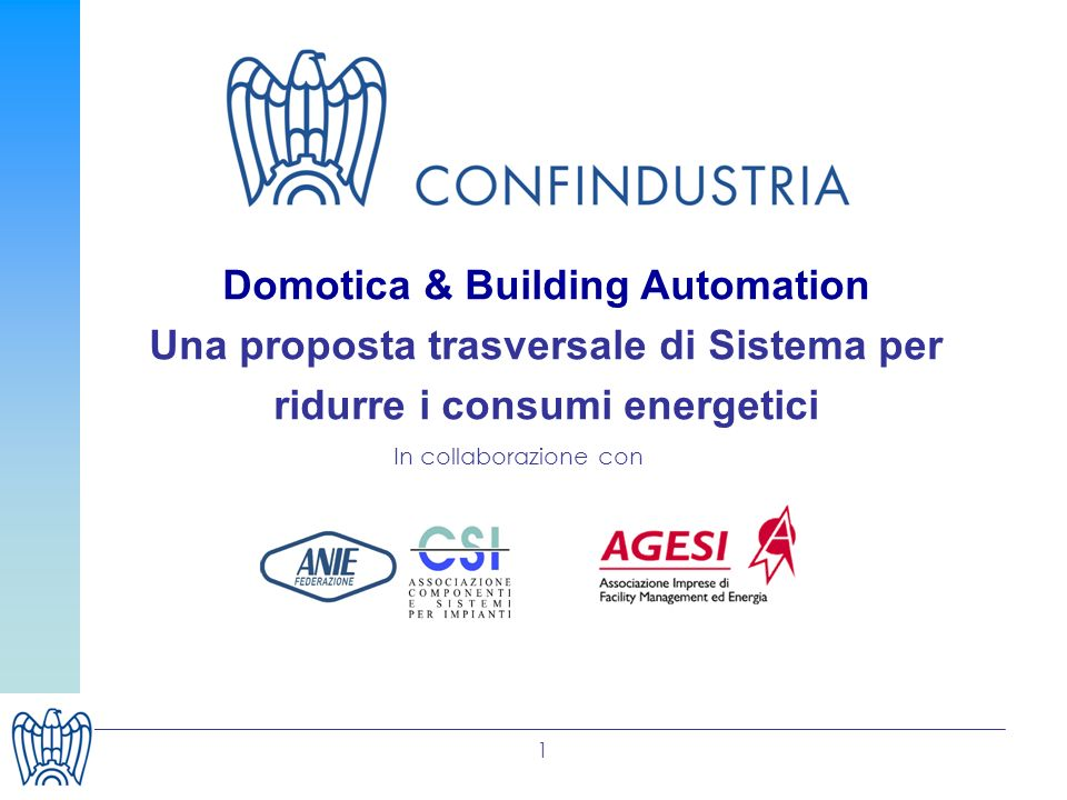Domotica & Building Automation