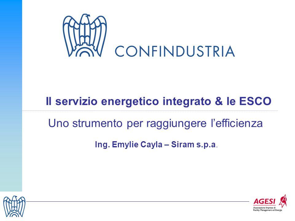 Ing. Emylie Cayla – Siram s.p.a.