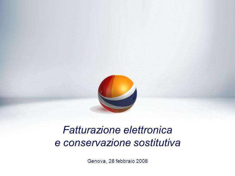 Fatturazione elettronica e conservazione sostitutiva