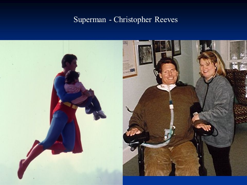 Superman - Christopher Reeves