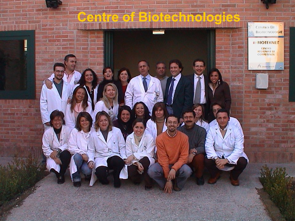 Centre of Biotechnologies