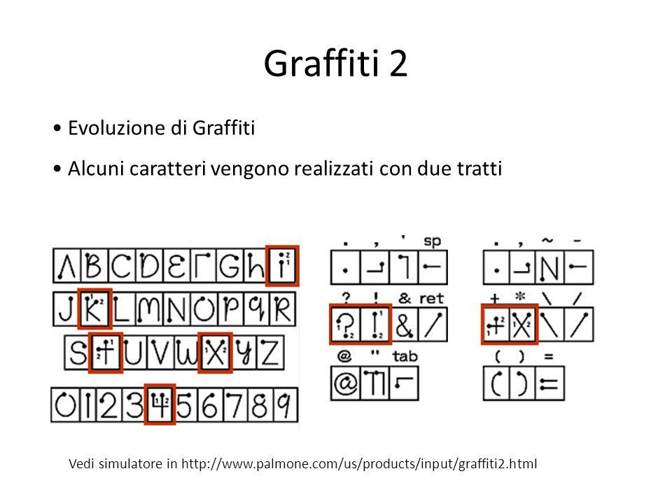 Graffiti 2 Evoluzione di Graffiti
