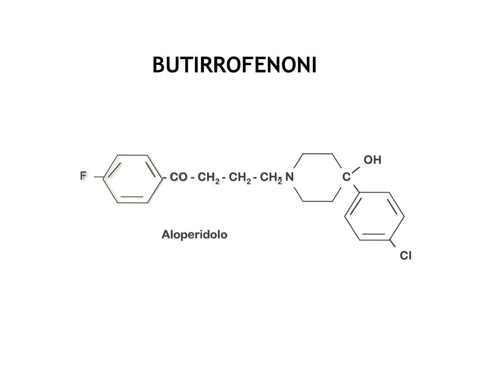 BUTIRROFENONI