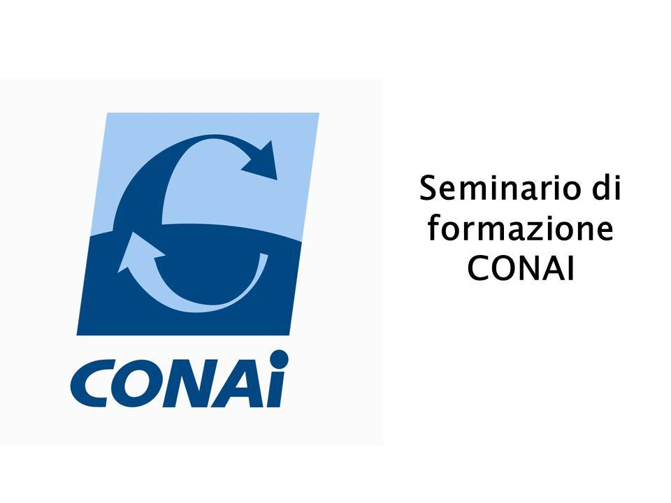 Seminario di formazione CONAI