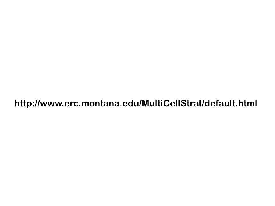 http://www.erc.montana.edu/MultiCellStrat/default.html