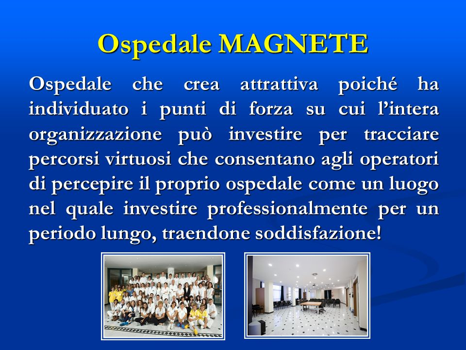 Ospedale MAGNETE