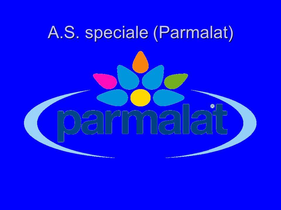 A.S. speciale (Parmalat)