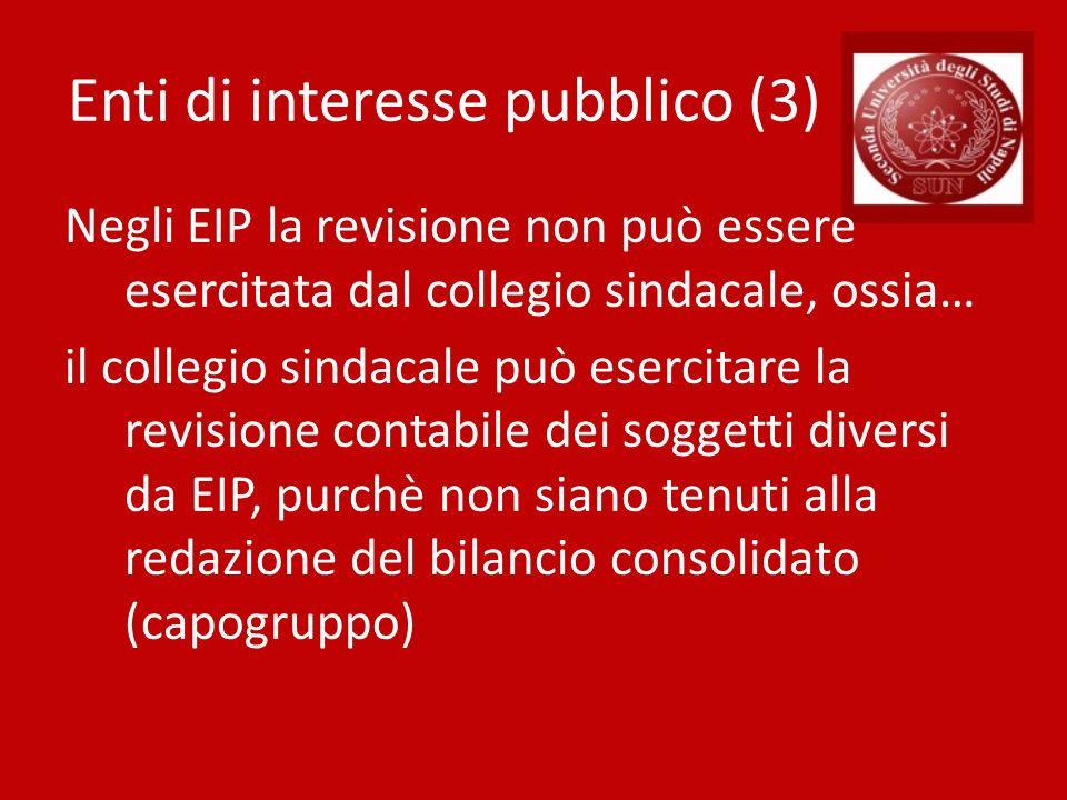 Enti di interesse pubblico (3)