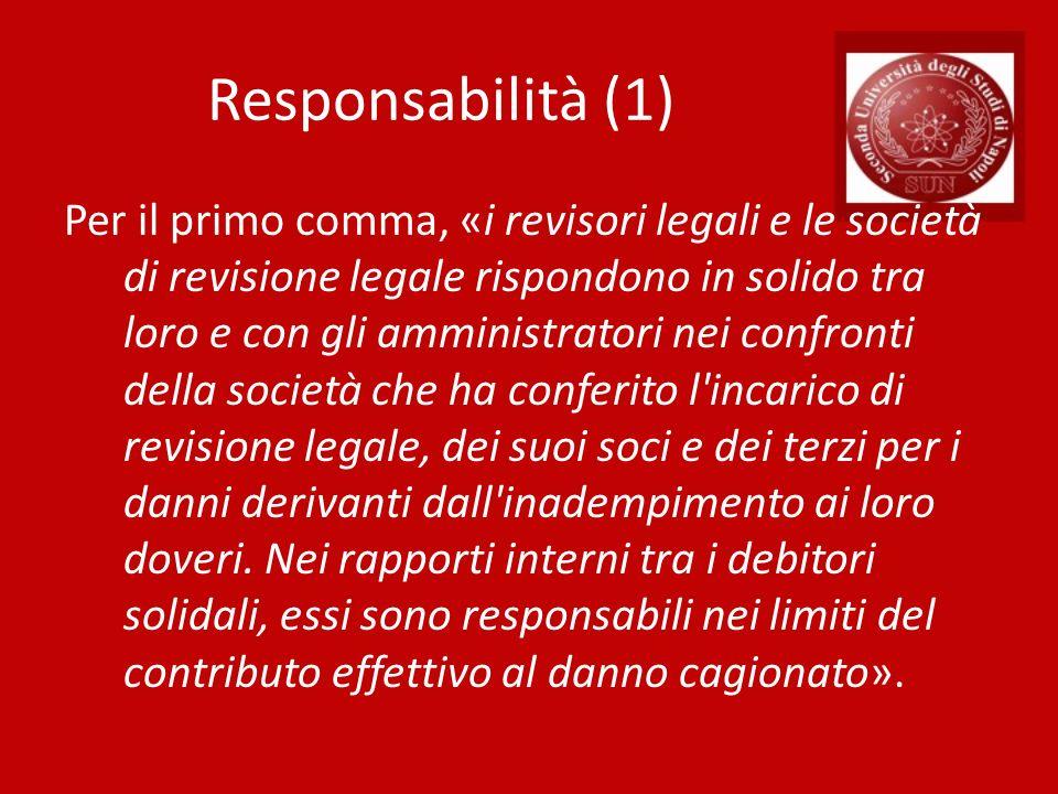 Responsabilità (1)