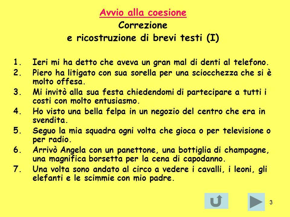 Italiano laboratorio di scrittura per il biennio ppt for Negozio con costi di alloggio