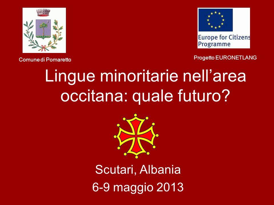 Lingue minoritarie nell'area occitana: quale futuro