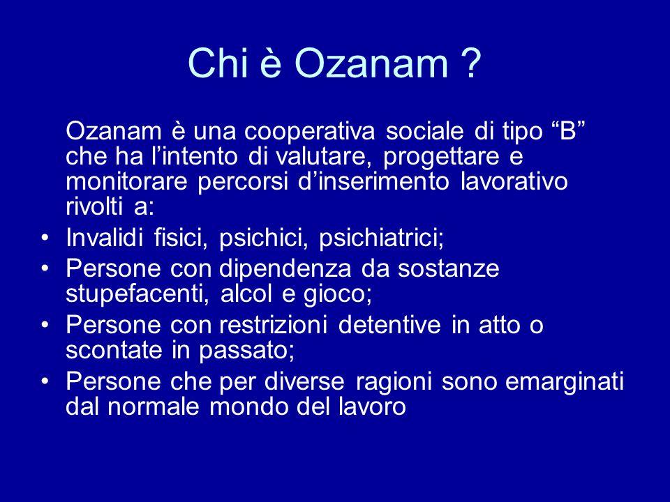 Chi è Ozanam