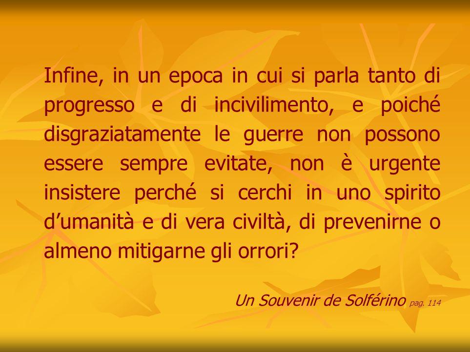 Un Souvenir de Solférino pag. 114
