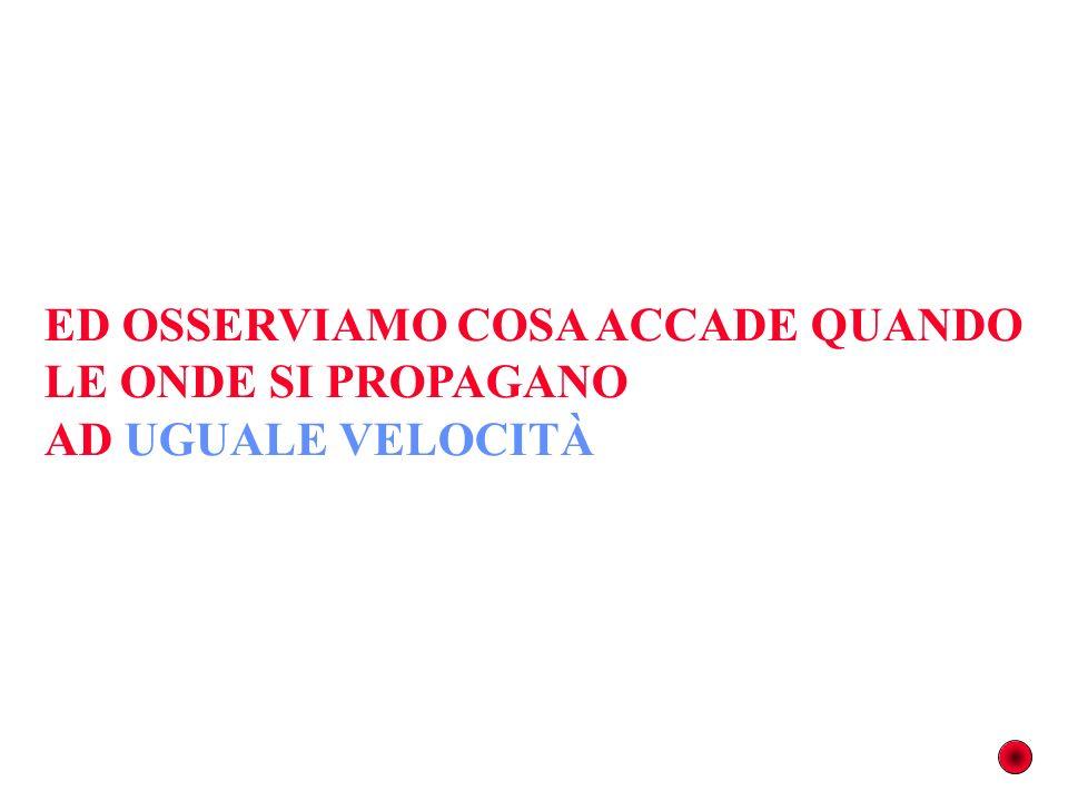 ED OSSERVIAMO COSA ACCADE QUANDO