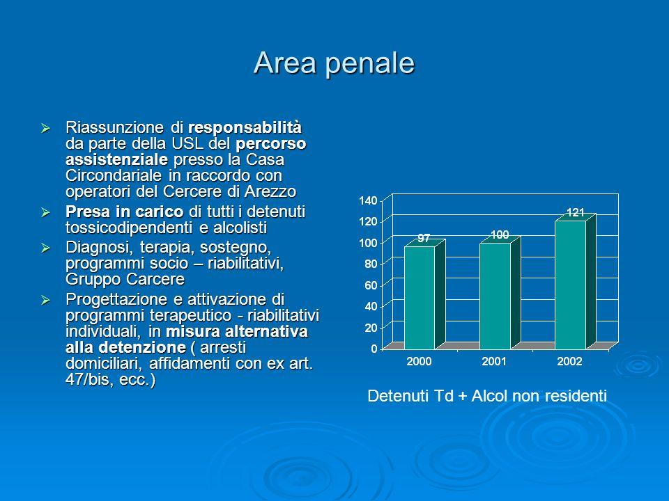 Area penale
