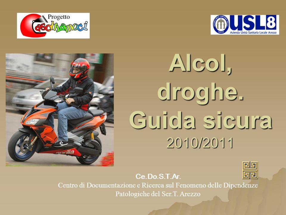 Alcol, droghe. Guida sicura 2010/2011