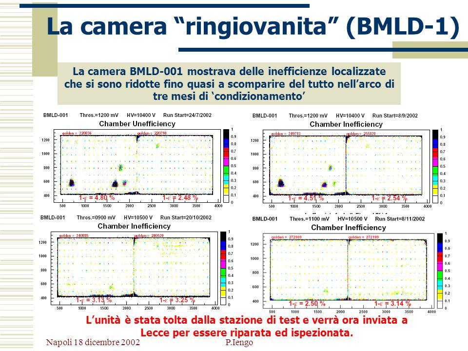 La camera ringiovanita (BMLD-1)