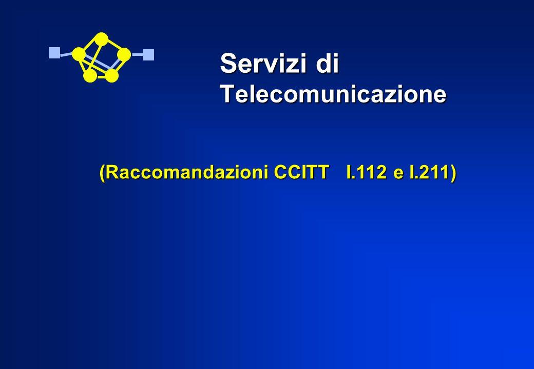 Servizi di Telecomunicazione