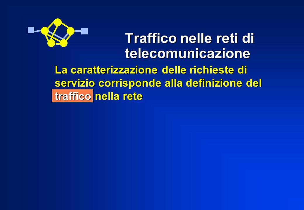 Traffico nelle reti di telecomunicazione