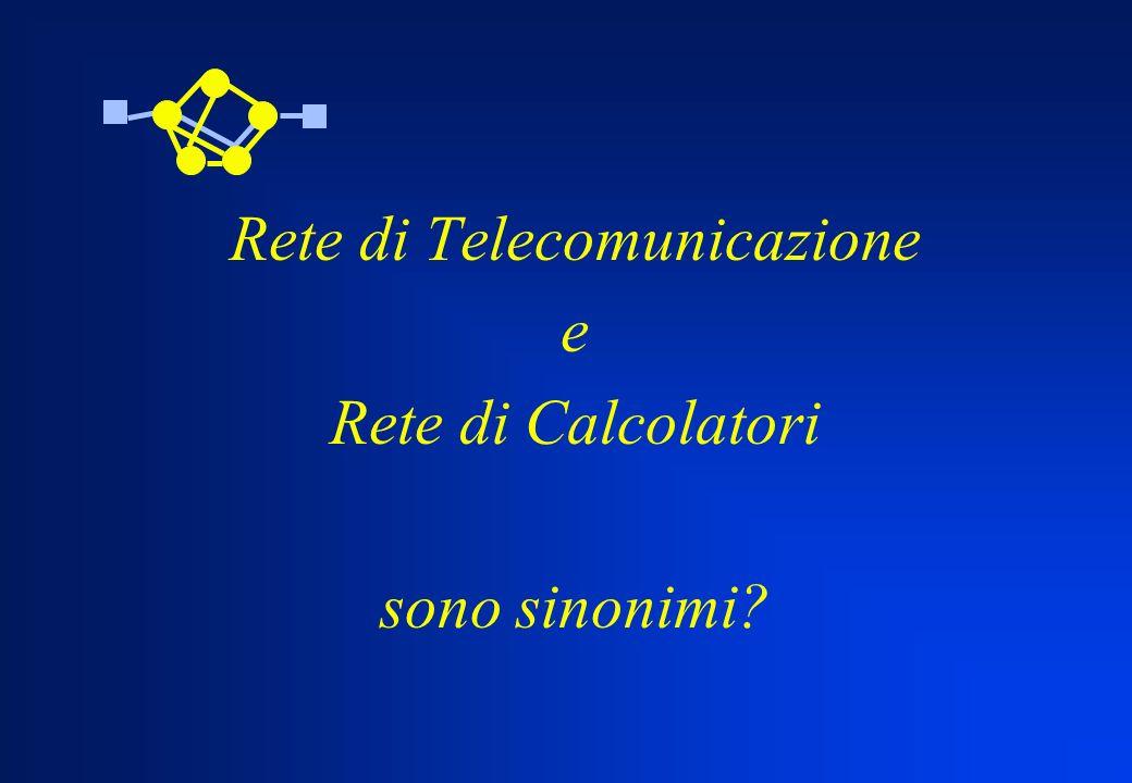 Rete di Telecomunicazione
