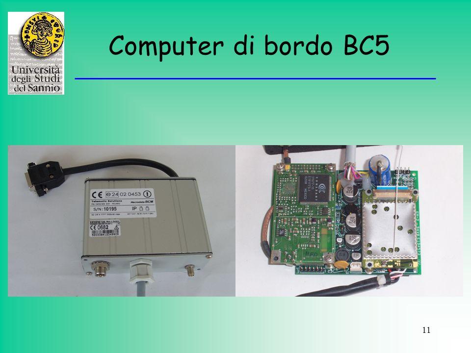 Computer di bordo BC5