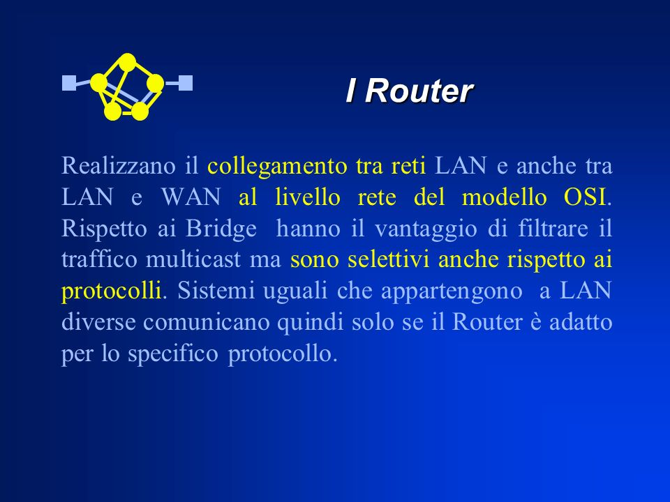 I Router