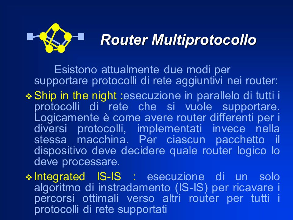 Router Multiprotocollo