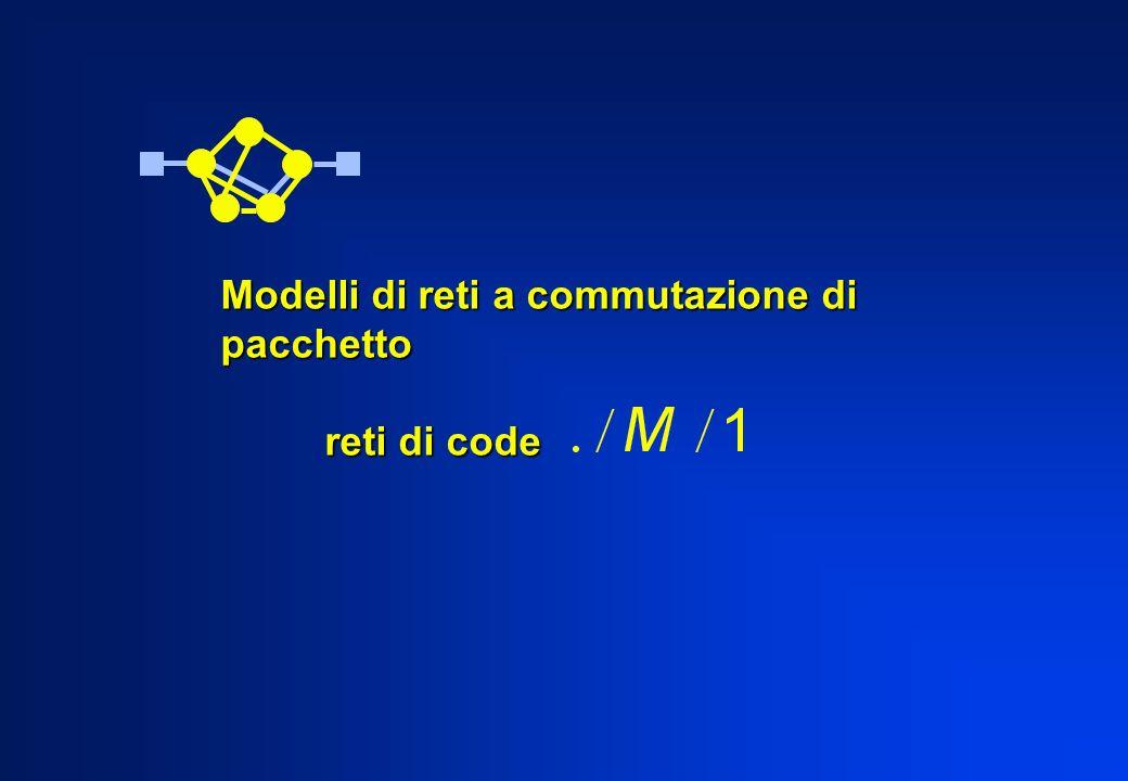 Modelli di reti a commutazione di