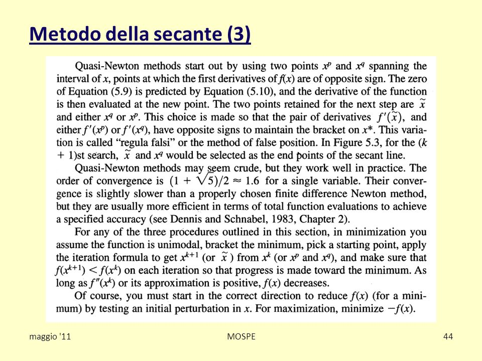 Metodo della secante (3)