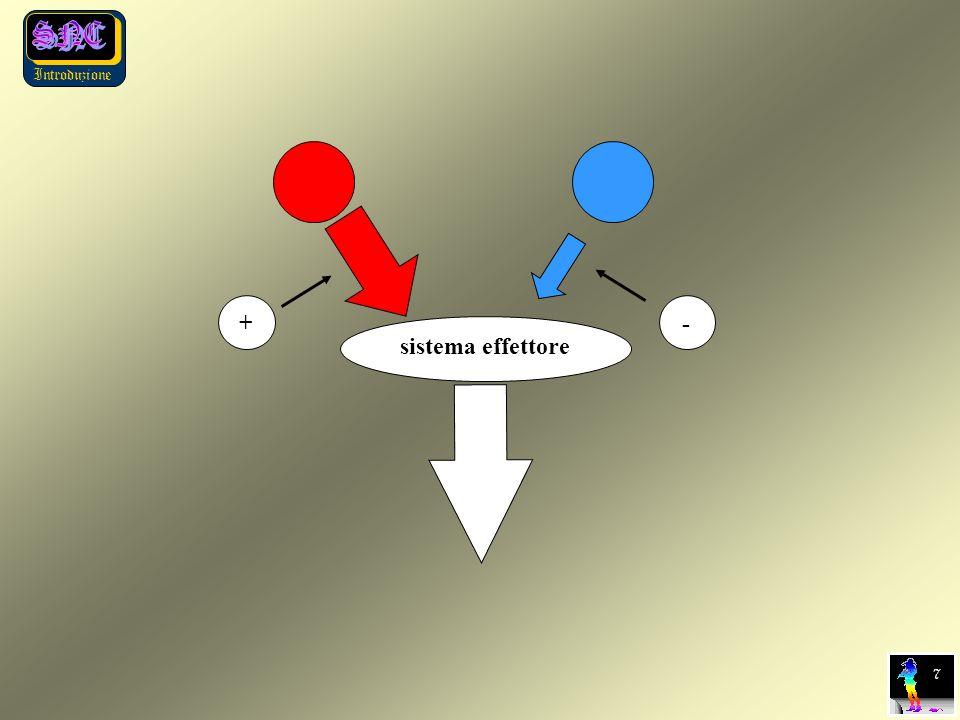 + - sistema effettore 7