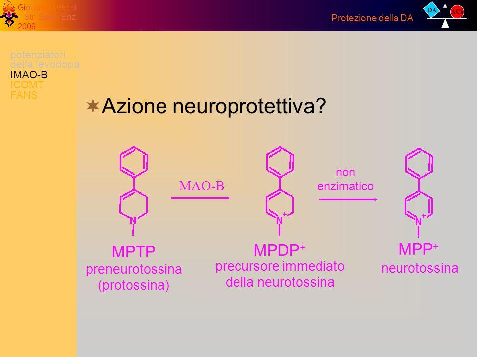 Azione neuroprotettiva