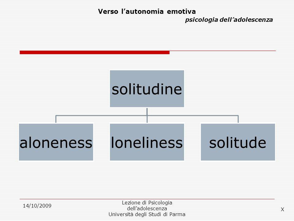 Verso l'autonomia emotiva psicologia dell'adolescenza
