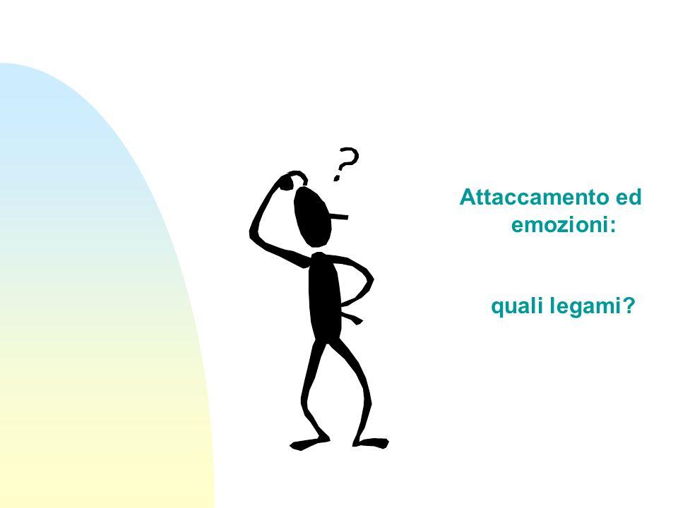 Attaccamento ed emozioni: quali legami