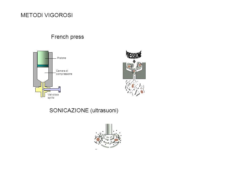 SONICAZIONE (ultrasuoni)