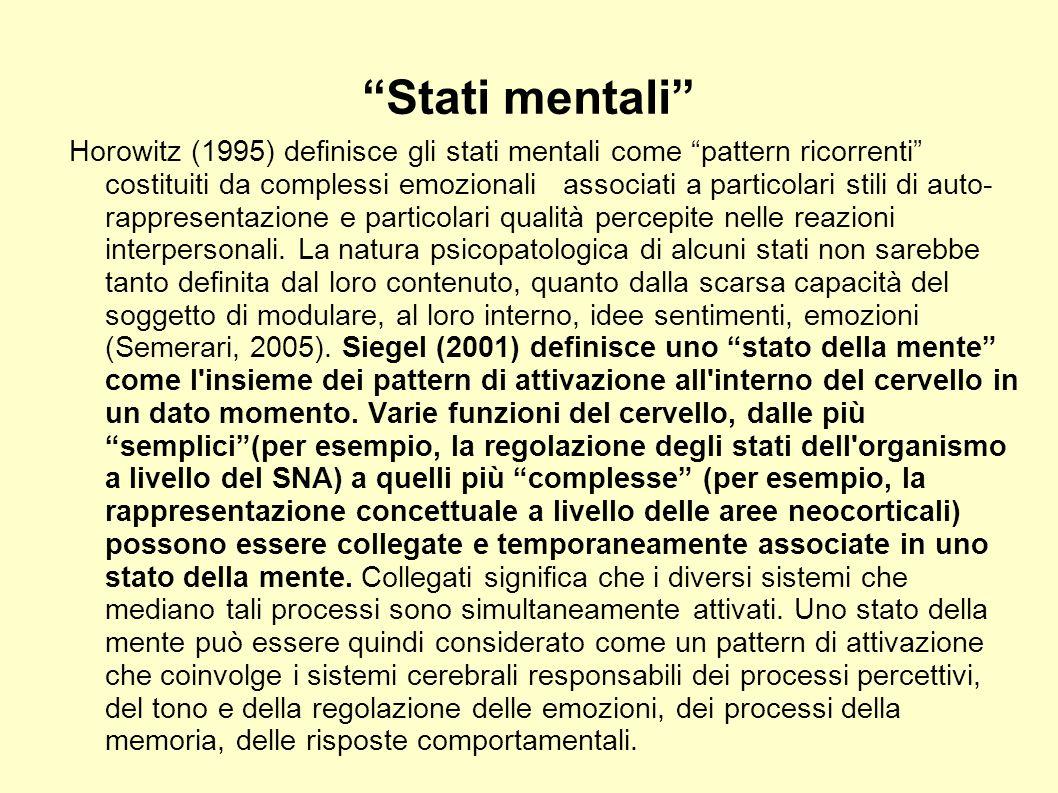Stati mentali
