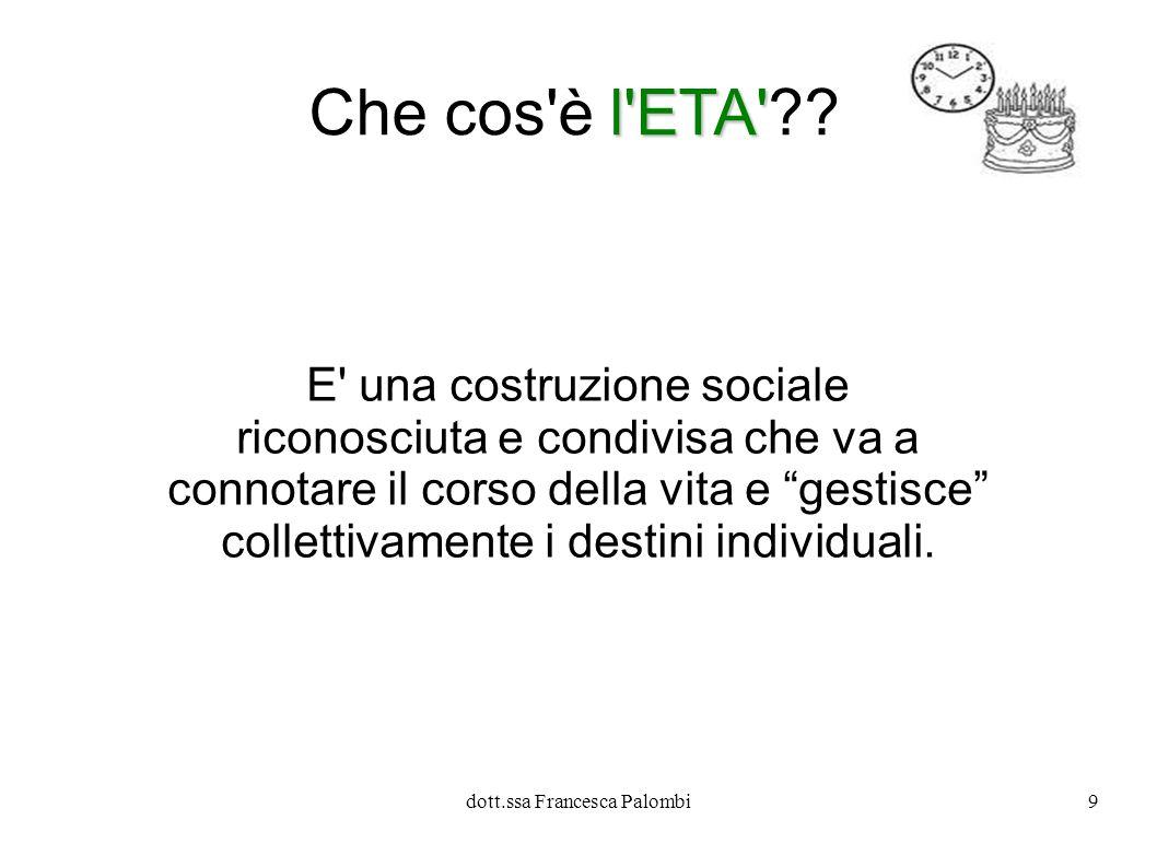 Che cos è l ETA E una costruzione sociale
