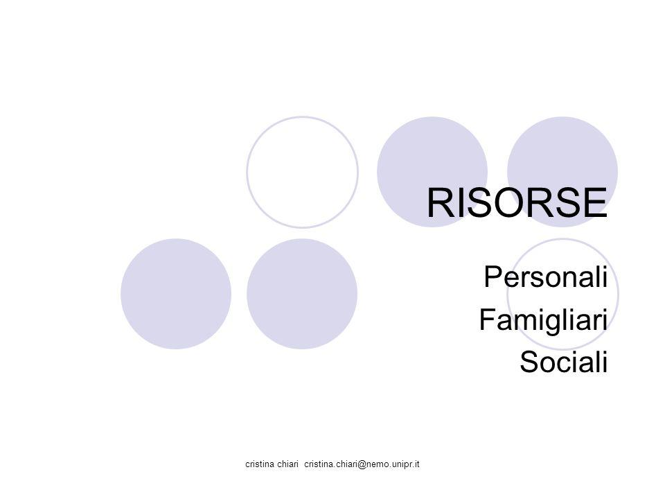 Personali Famigliari Sociali