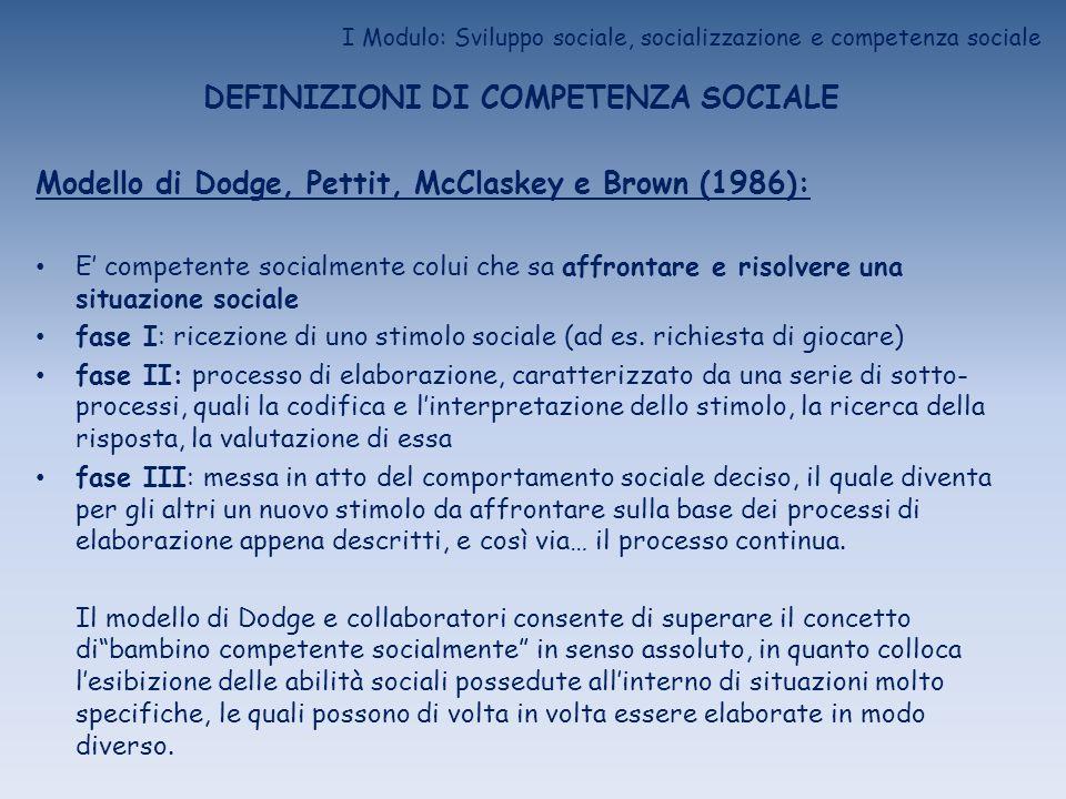 I modulo sviluppo sociale socializzazione e competenza - Cucinare gli hamburger in modo diverso ...