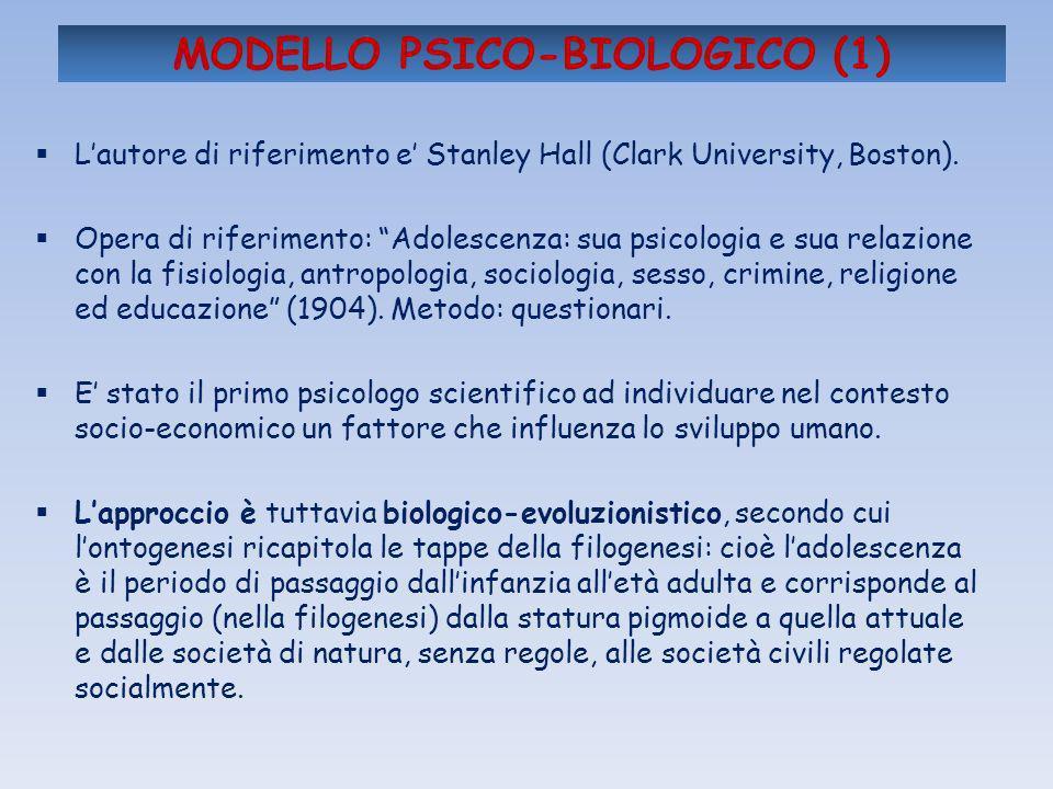 MODELLO PSICO-BIOLOGICO (1)