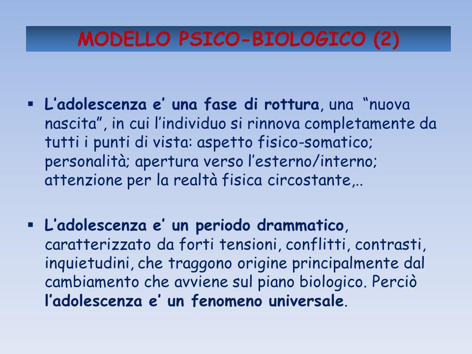 MODELLO PSICO-BIOLOGICO (2)