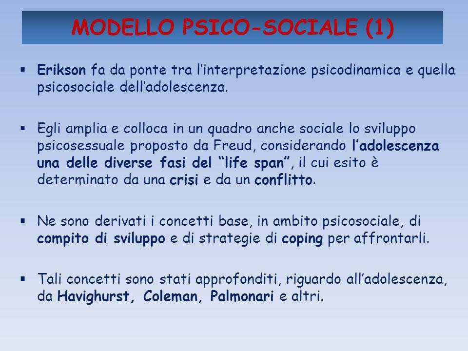 MODELLO PSICO-SOCIALE (1)