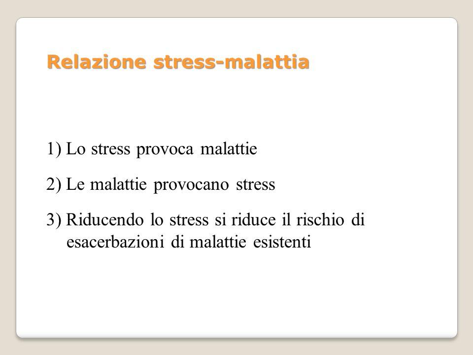 Relazione stress-malattia