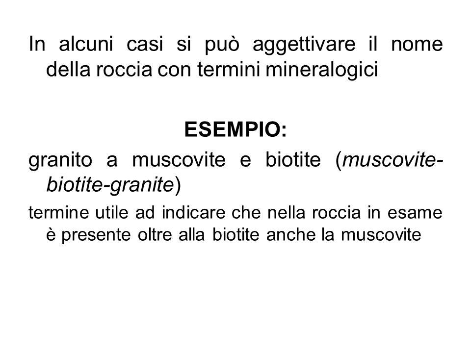 granito a muscovite e biotite (muscovite-biotite-granite)