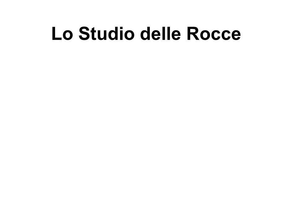 Lo Studio delle Rocce