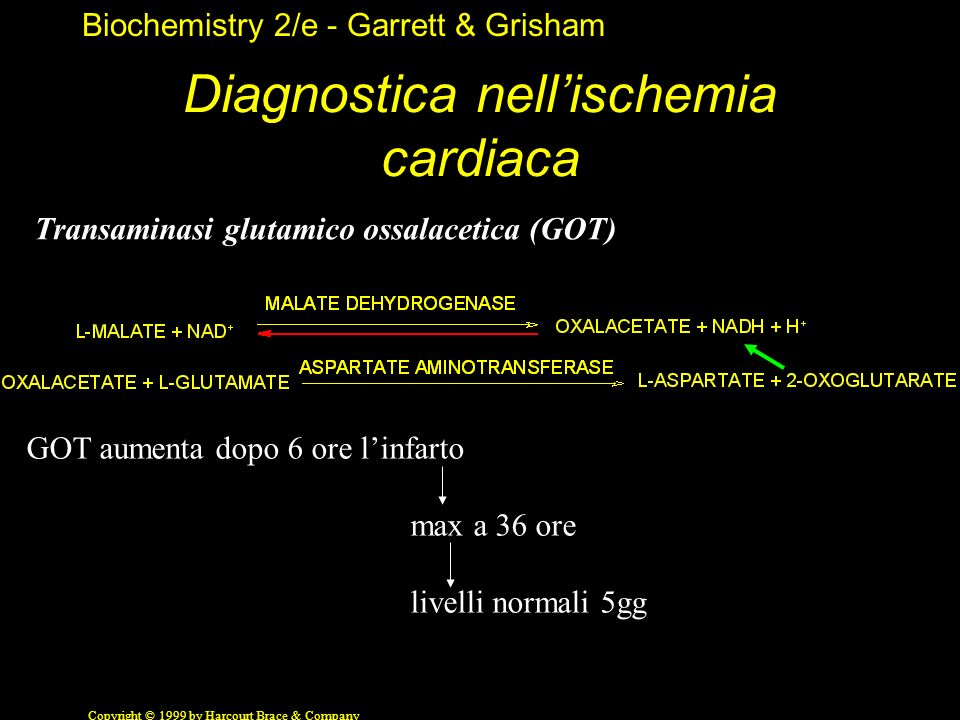 Diagnostica nell'ischemia cardiaca