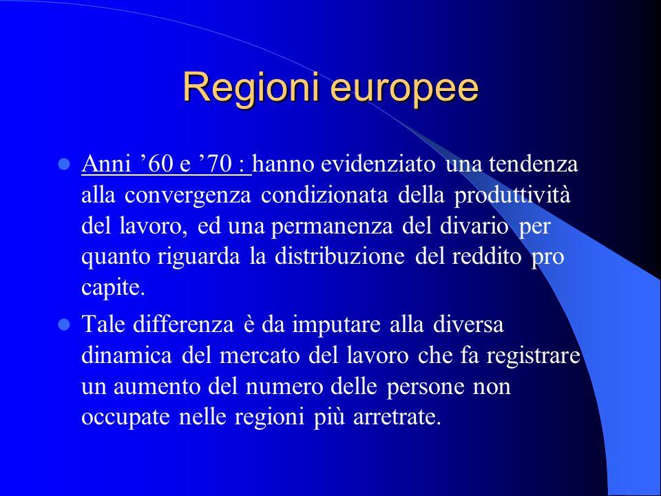 Regioni europee